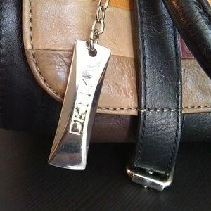Dkny Bags - DKNY Leather Satchel Bag